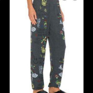 Lauren Moshi graphic sweatpants